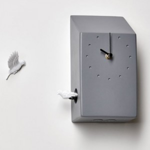 Cuckoo X CLOCK - Home(Dark grey)