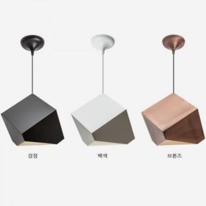 디자인 헥사 팬던트조명